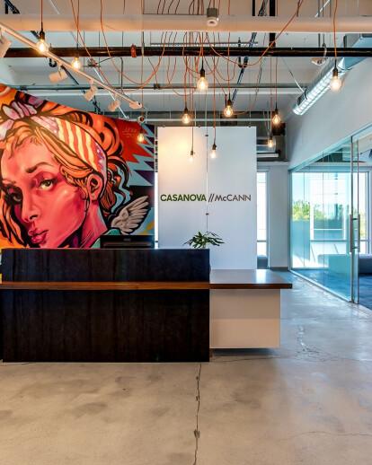Casanova//McCann Offices