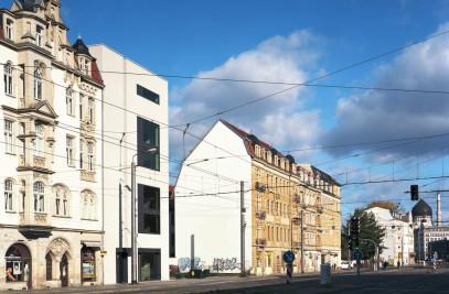 Residential building Kulka, Pütz, Krüger