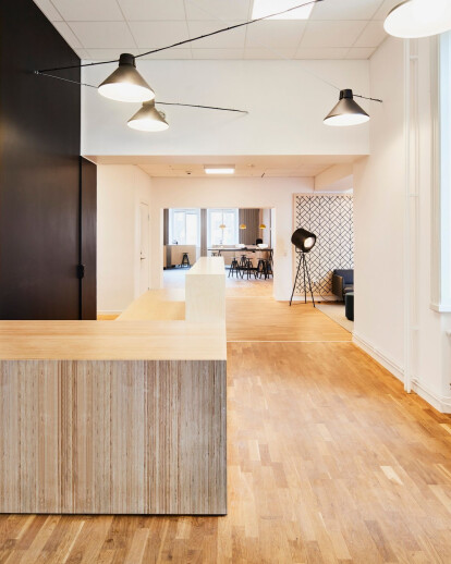 Uber head office Stockholm