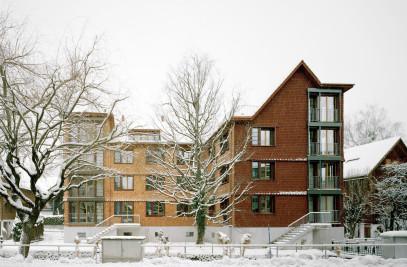 Frohsinn apartment building