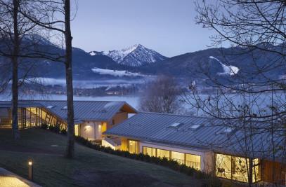 Alpine chalets, Hotel Das Tegernsee