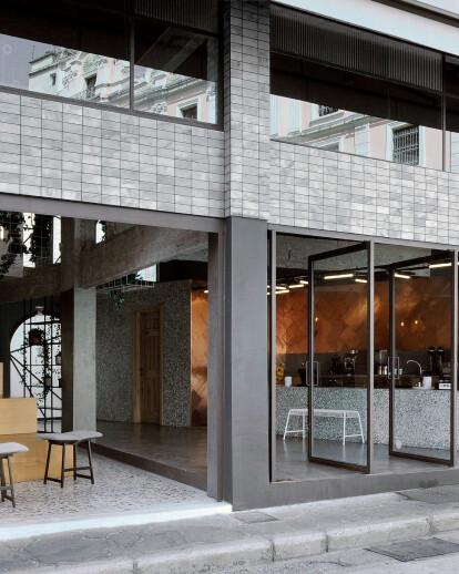 Black Drop Coffee Shop
