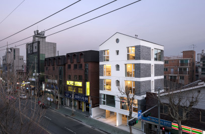 villa mangwon