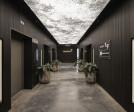 Interior Design, Lift Area