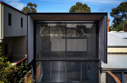 North Melbourne Terrace