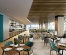 Interior Design, Hilton All Day Dining