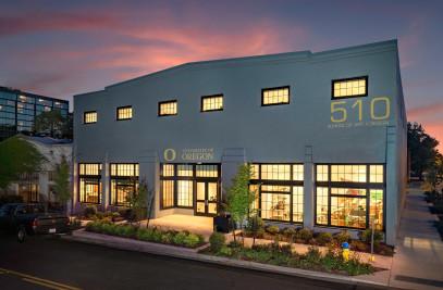 University of Oregon, 510 Oak