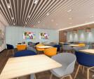 Interior Design, Common Area Working Space