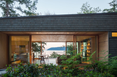 Lone Madrone Residence