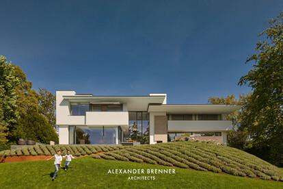 Crown House by Alexander Brenner Architects www.alexanderbrenner.de