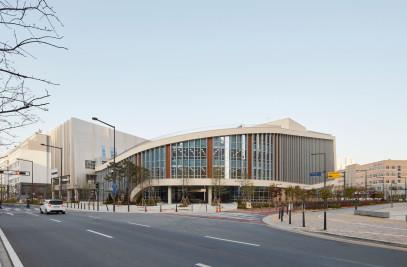 Sodam-dong Complex Community Center (Snail house)
