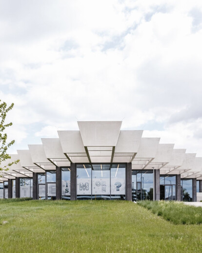 New headquarters for adidas
