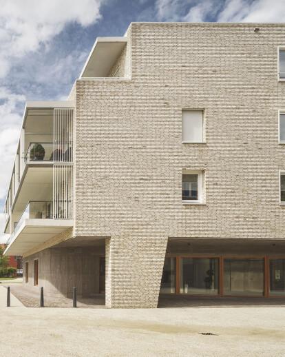 Maison de Ville  Coenen Sättele Architecten  Archello