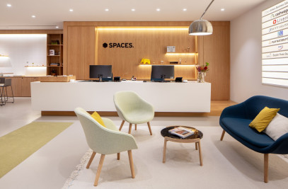 Spaces Triple One