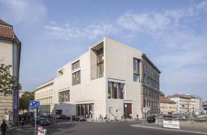 Gallery Building 'Am Kupfergraben 10'
