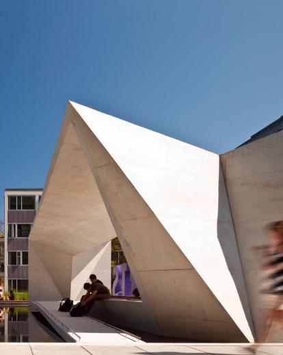 UBC Faculty of Arts Buchanan Courtyard Renew