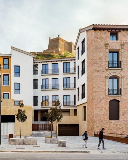 Collective housing Torrero Building