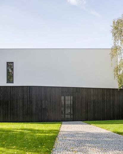 Living Garden House in Izbica