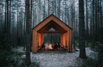 Church Stone Shelter