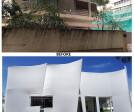 makeover of villa