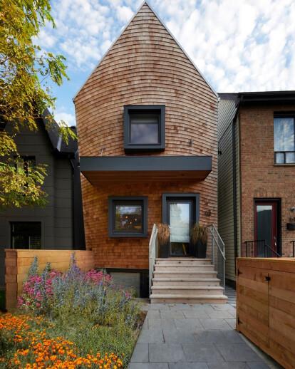 Curvy Eco Home