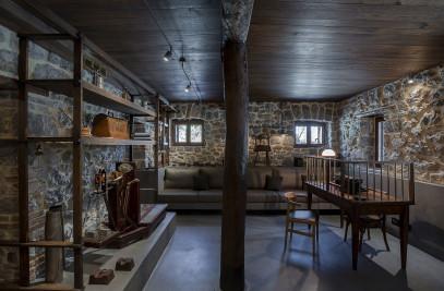 Residence in Parnassus