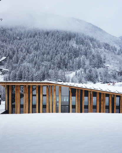 Mont-Blanc Base Camp