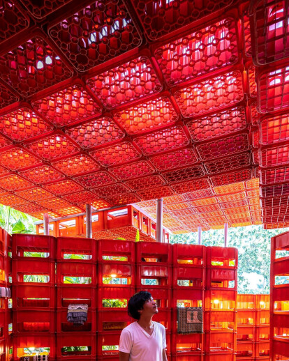 Kotakrat pavilion concept launches in Indonesia