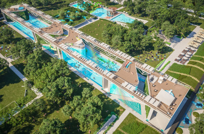 Aquaticum Water Park of Debrecen