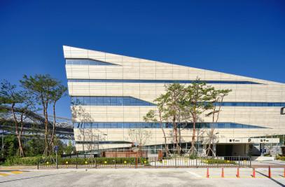 Sejong Government Complex Cultural Center