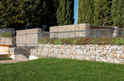 Redevelopment of Castel San Gimignano cemetery