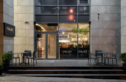 ITALIST Prosecco Bar