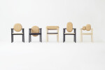 Tokyo Tribal Chairs by Nendo for Industry+
