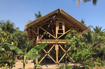 Lombok Bamboo Housing