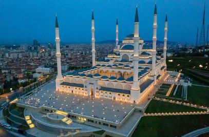 Grand Mosque Çamlıca