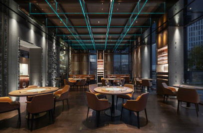 IYO Aalto restaurant in Milan