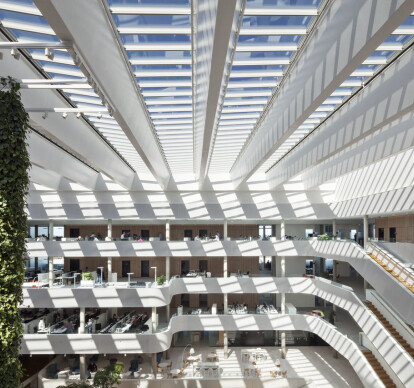 Atrium Longlight/Ridgelight