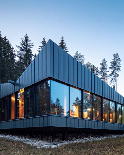 3-Square House