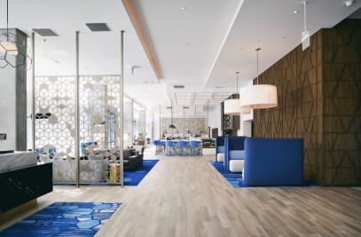 Carte Hotel San Diego