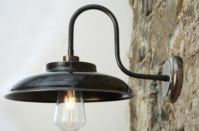 Darya Swan Neck Wall Light