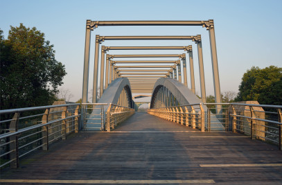 Visitor Center, Xingxi Park