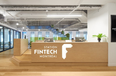 Montreal FinTech Station