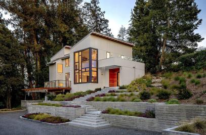 Sebastopol Hillside Residence