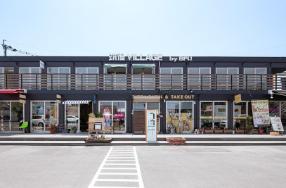 "C-Shopping Mall ""Chikugo Village by BFU"