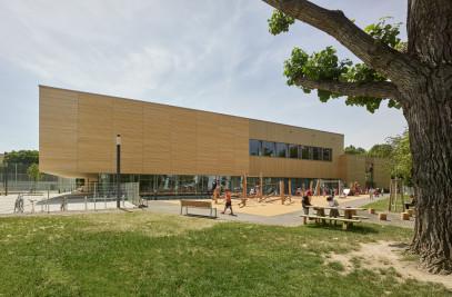 Christian-Bucher-Gasse Elementary School