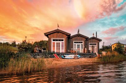 Seedatschen Nr. 7 - Ferienhäuser am Hainer See