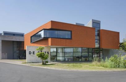Gebouw voor Stadswerken Utrecht Leidsche Rijn