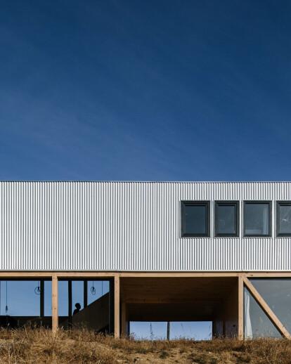 Casa Galpón