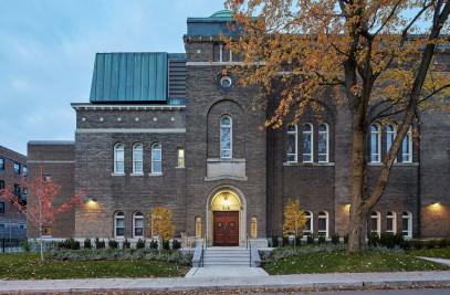 Congregation Shaar Hashomayim – Kensington Avenue