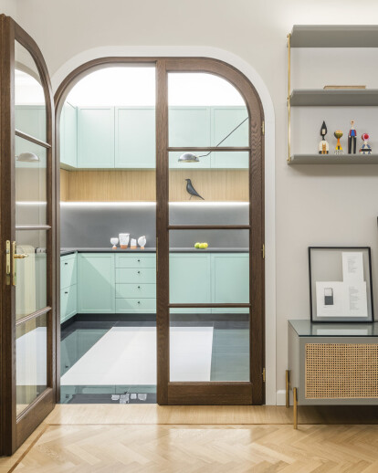 MLL | Shades of Green Apartment
